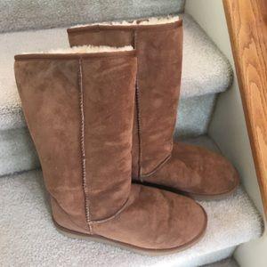 UGG Australia Classic Tall Chestnut Boots